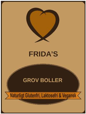 Glutenfri grovboller - Frida's grovboller fra Thunberg