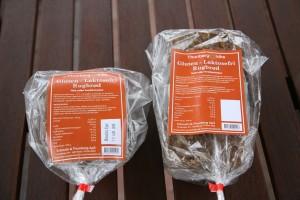 Glutenfri - Rugbrød - Varianter