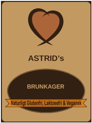 Astrid's Brunkager Glutenfrie