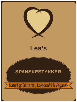 Lea's spanskestykker - naturligt glutenfri, laktosefri og veganske spanske stykker